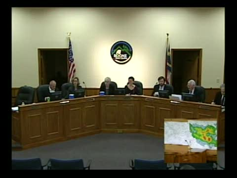 Town Council Meeting - 03-15-2011
