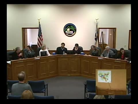 Town Council Meeting 1-22-2015