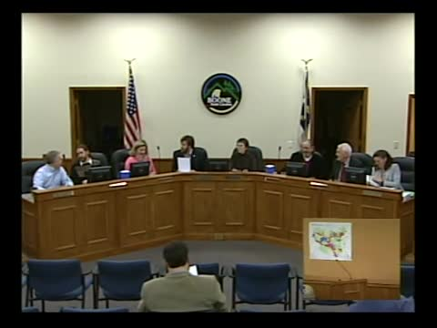 Town Council Meeting 2-23-2015