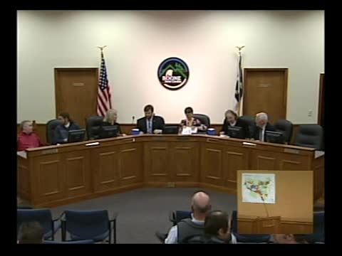 Town Council Meeting 4-16-2015