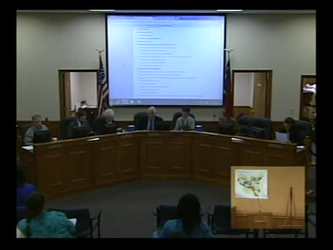 Town Council Meeting 9-19-2015