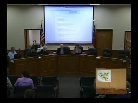 Town Council Meeting 10-15-2015