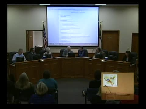 Town Council Meeting 12-17-2015