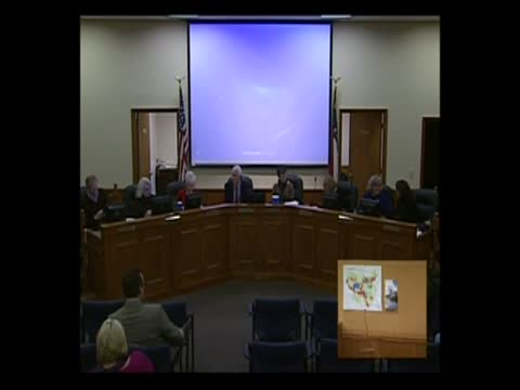 Town Council Meeting 1-21-2016