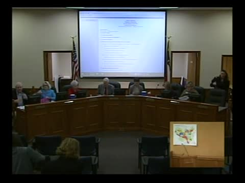 Town Council Meeting 2-18-2016