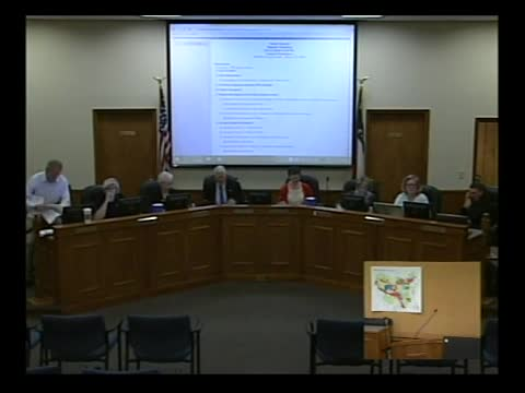 Town Council Meeting 4-21-2016