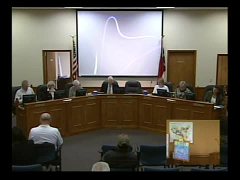 Town Council Meeting 5-19-2016