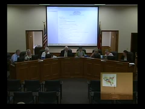 Town Council Meeting 7-21-2016