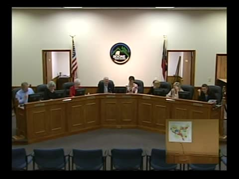 Town Council Meeting 9-28-2016