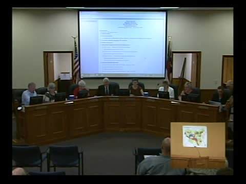 Town Council Meeting 10-20-2016